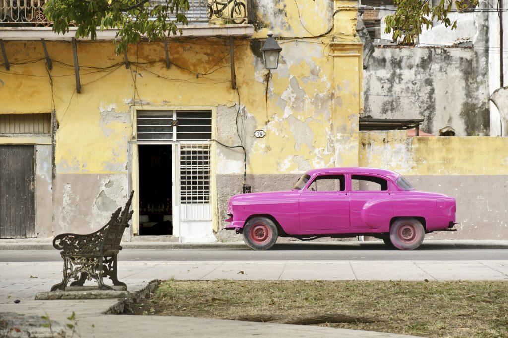 Kuba Last Minute - Auto