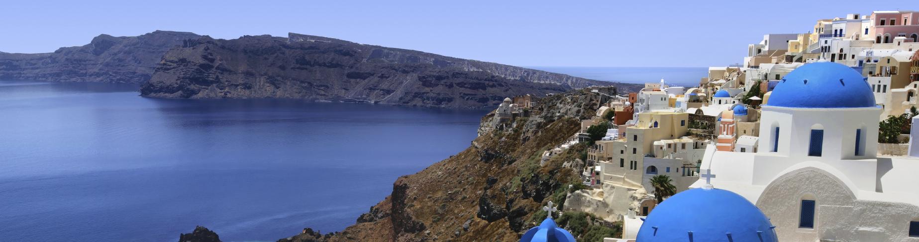 Griechenland Inselhüpfen