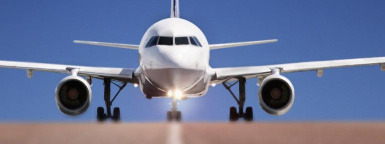 Flugzeug Flughafen
