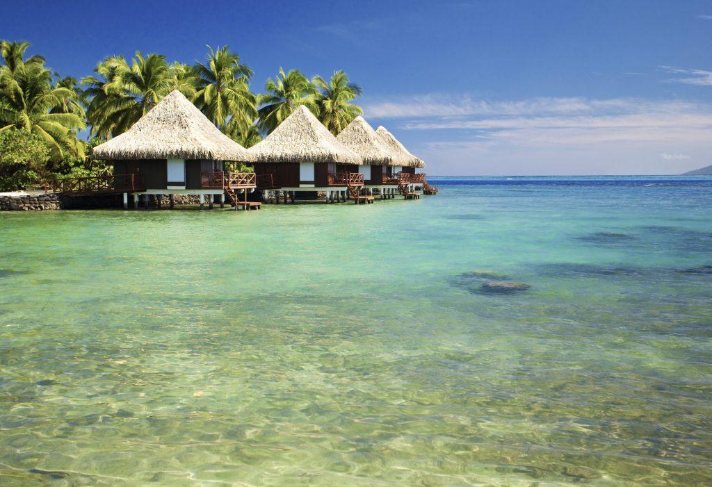 Wasserbungalow Malediven