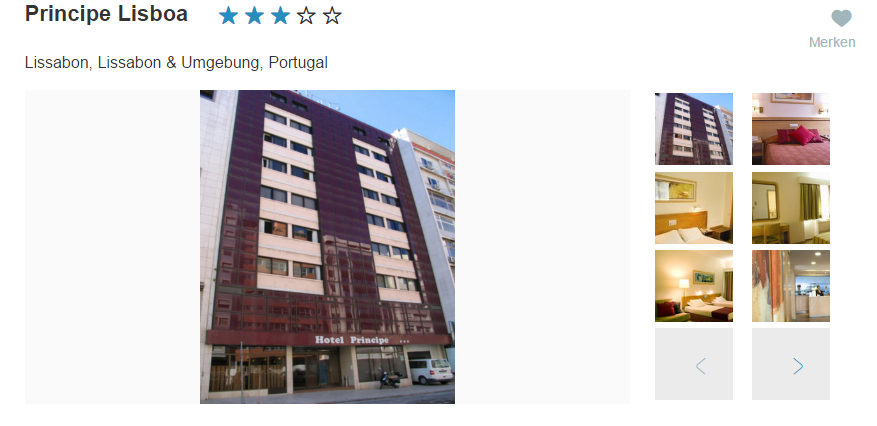 Bild Principe Lisboa