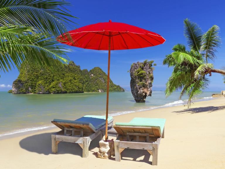 13 Tage pure Erholung auf Phuket im 4 Sterne Haus Patong Merlin