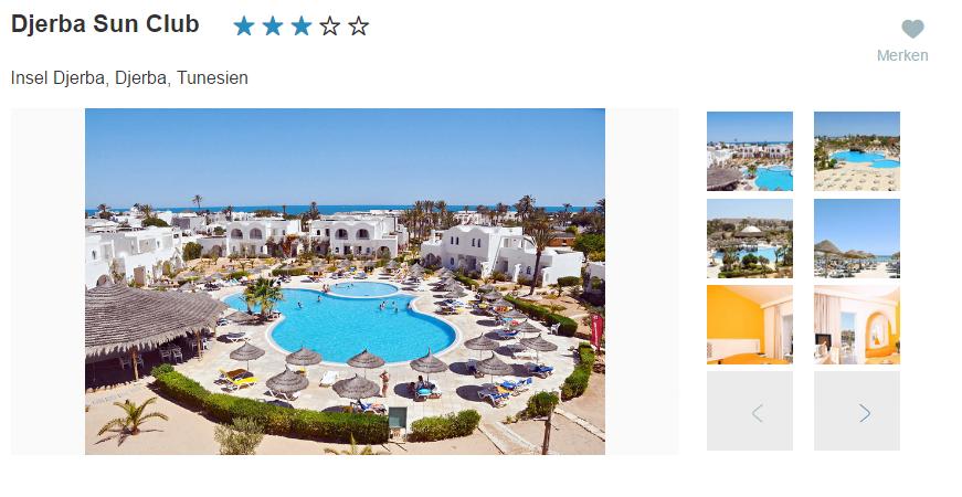 Bild Djerba Sun Club