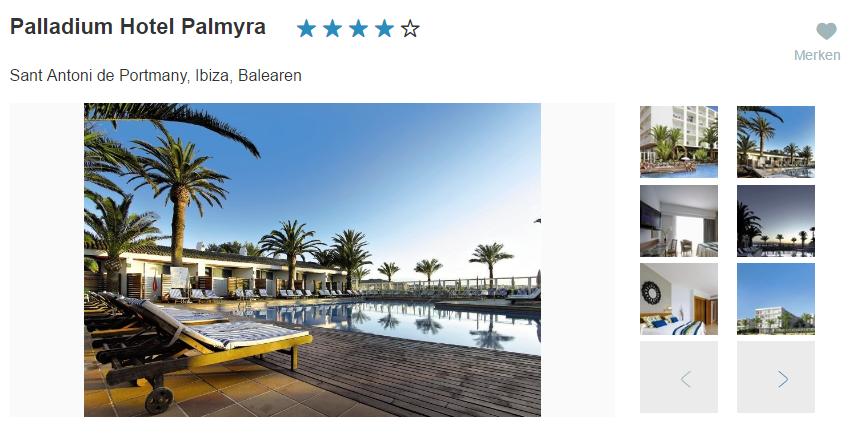 Bild Palladium Hotel Palmyra