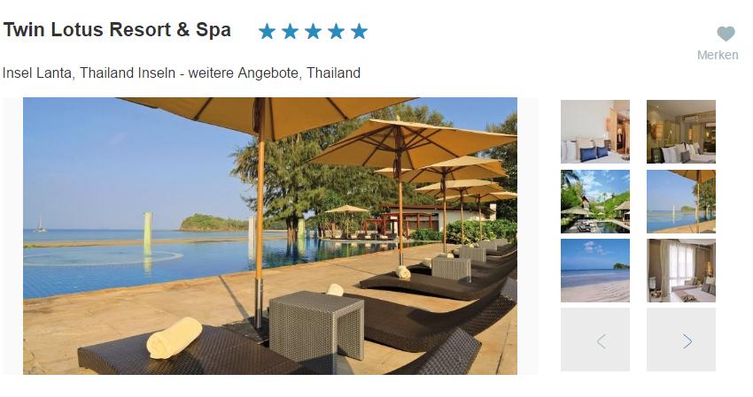 Bild Twin Lotus Resort & Spa