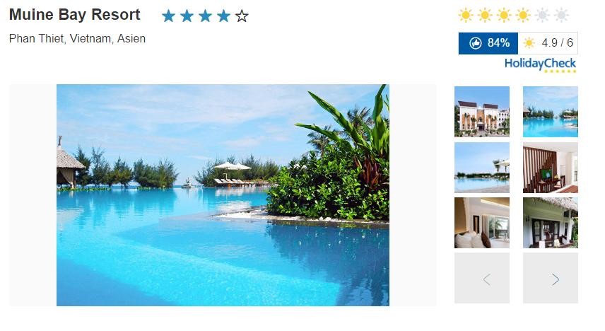 Bild Muine Bay Resort