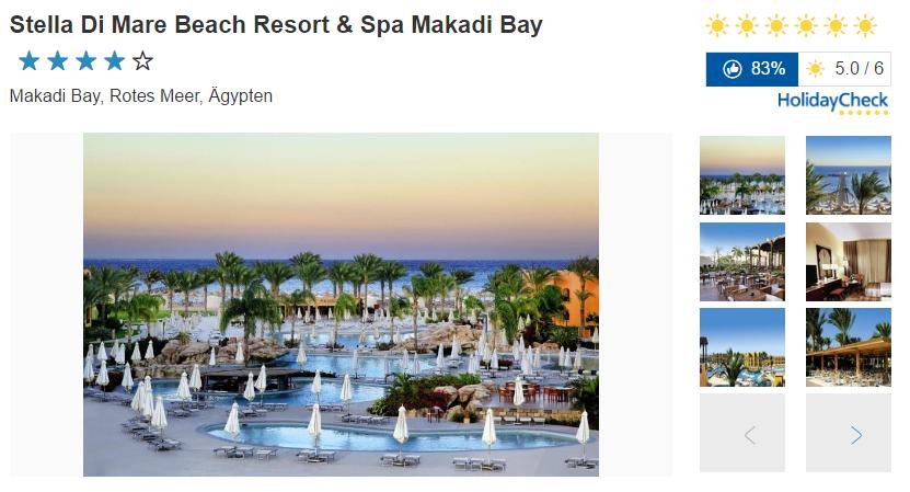 Bild Stella Di Mare Beach Resort