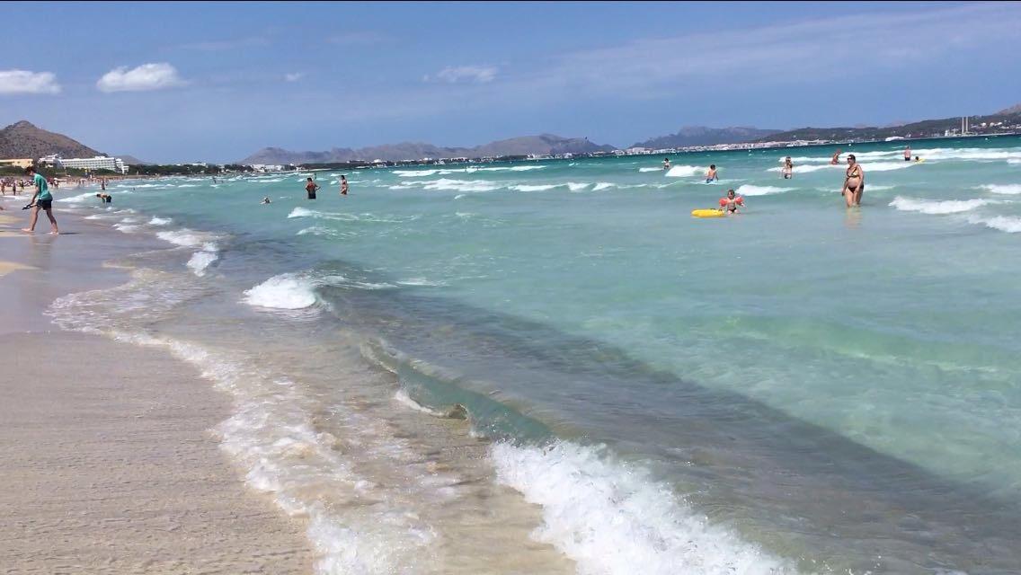 Sandstrand Playa de Muro - Alcudia